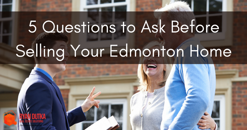 Selling Your Edmonton Home