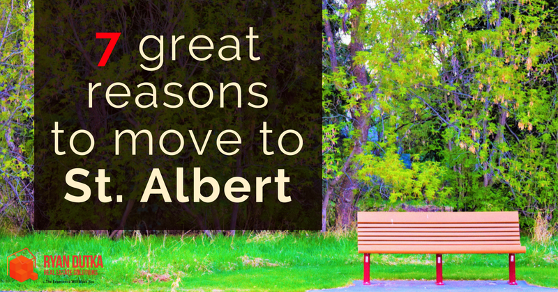 7 Reasons to Move to St. Albert