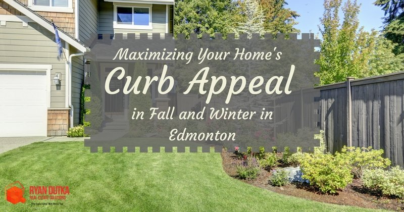 Maximize the Curb Appeal of Your Edmonton Home