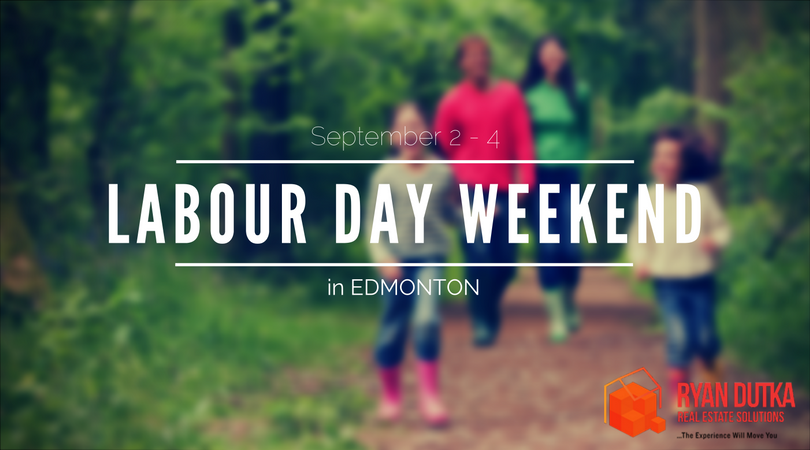 Labour Day in Edmonton 2017