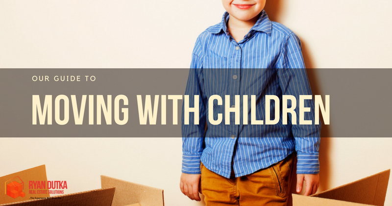 Moving with Children in Edmonton
