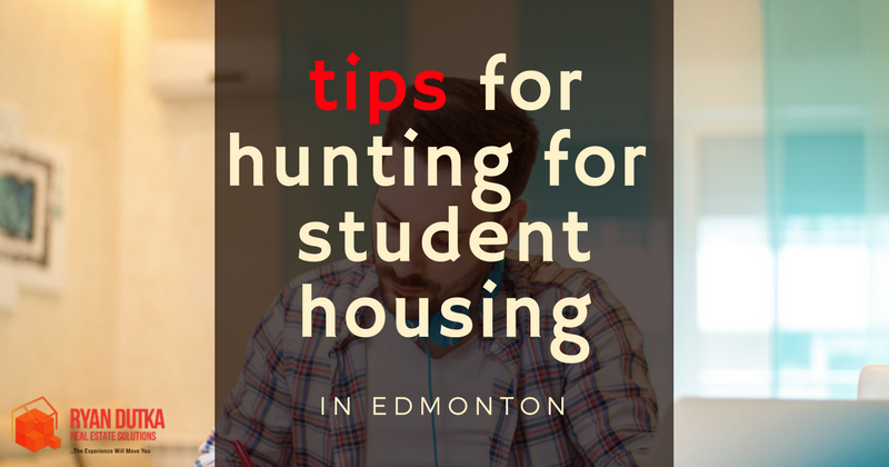 Student Housing in Edmonton